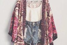Mode kimono