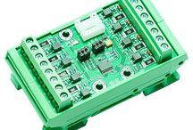 I2C Digital Inputs / Digital opto-coupler boards interfacing over I2C bus.