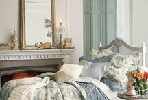 French style bedroom idea