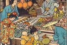 Costumbrismo japonés