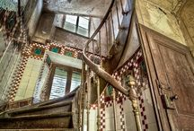 staircases / by Kathy Woody