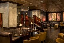 Lounges / Bar scene / by Lucy Robinson