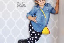 Preschool fashion for the cuties!