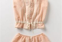 Cute underkläder