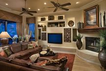 Living Rooms / by Kathy Crafton