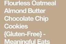 Gluten free yummies