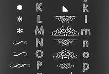 Fonts i lletres