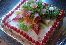 tort salatkowy