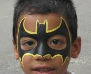 Face Paintings for Boys