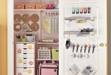 CRAFT room, a girl can dream / by Faye Udan
