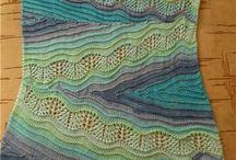 разноцветная пряжа