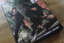 Artbook The Art of The Last of Us