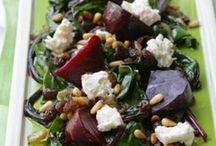 Salad, Salad, Salad / by Jacquie Lindsay