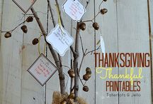 Holiday: Autumn and Thanksgiving