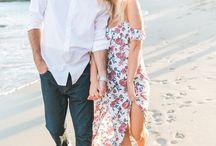 Engagements photos