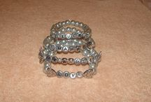 Bracelets / náramky, korálkové náramky