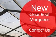 Clear Roof Marquees FOR HIRE