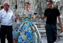 La sfilata di Dolce e Gabbana nei vicoli di Napoli