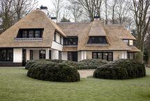 Daken huis