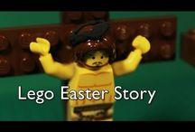 lego bibliai történetek