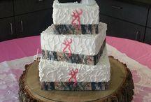 Rachel's wedding cake ideas / by Jennifer Bull