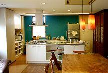 スタディオンのオーダーキッチン施工例 / スタディオンのオーダーキッチン施工例のハイライトです。