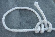 Hacks: Camping and Sailing Knots
