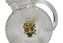 Vintage and Depression Glass