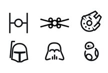 star wars tatuagens