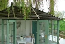 She sheds & Summerhouses / Garden rooms