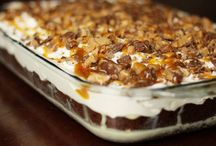 Dessert recipes / by Deborah Dotson