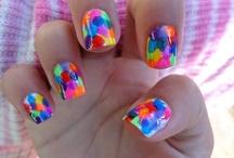 Nails & Polish / by Meagan Tackett