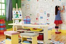 Amazing Playroom Ideas