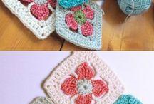 Tığ motif crochet