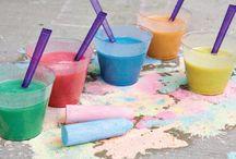 kids crafts & activities & parties