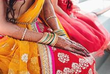 Indian wedding inspiration / Inspiration and ideas for South Asian/Indian weddings. Decor, mandaps, garlands, reception tables.