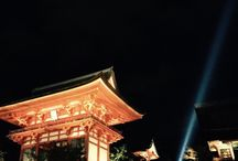 travel / photo by Huang jui Shen traveling in Japan Kyoto city