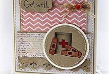 get well / by Rita Morris