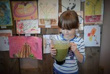 Smoothies : Homegrown Adventures / We love smoothies. Smoothies are a great way to have your kiddos as well as yourself get plenty of veggies and fruit in your life. Here you will find incredible smoothie recipes.