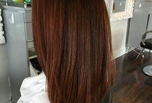 Jesień fryzury