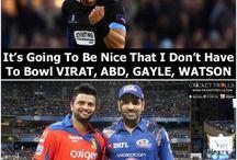 my cricketers / High spiritual level