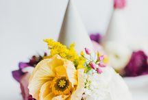 C R E A T I E F - met bloemen -