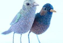 Birds by Justien van der Winkel