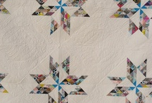 Quilts I quilted