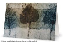 Nieuwe kunstkaarten New art cards / Nieuwe kunstkaarten zijn pas verschenen en te verkrijgen via de shop www.mooikunstkado.nl en via het ateliershop www.nimart.com/