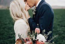 WEDDING || KISS
