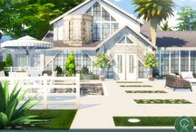The sims 4 lots