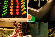 Vegetable garden party