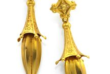 Extant Gold and Silver Jewelry / Mostly 18th and early 19th c, includes imitation
