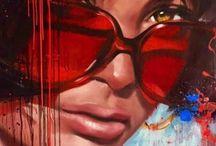 Pascale Taurua art